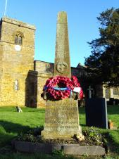 Remembrance Sunday Arrangements - NO SERVICE